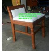 เฟอร์นิเจอร์ไม้สัก(Furniture)  โต๊ะเครื่องแป้ง+เก้าอี้