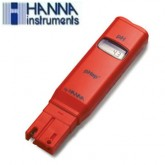 มิเตอร์วัดกรดด่าง ใช้ปลูกผักไฮโดรโพนิคส์ ยี่ห้อ hanna รุ่น HI 98107