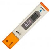 เครื่องวัดค่ากรดด่าง (pH) และอุณหภูมิ ใช้ปลูกผักไฮโดรโปนิกส์ ผักไร้ดิน รุ่น HM-80 ฟรี! น้ำยาสอบเทียบ