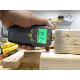 เครื่องวัดความชื้นคอนกรีต พื้น ผนัง ไม้ ระบบดิจิตอล GENERAL รุ่น MMD4E