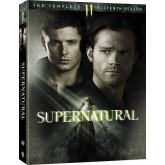 Supernatural The Complete 11th Season ล่าปริศนาเหนือโลก ปี 11 DVD