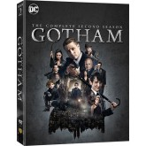 Gotham The Complete 2nd Season ก็อตแธม นครรัตติกาล ปี 2 DVD