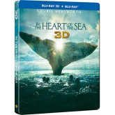 In The Heart of The Sea หัวใจเพชฌฆาตวาฬมหาสมุทร Blu-Ray 3D Special Edition