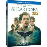 In The Heart of The Seaหัวใจเพชฌฆาตวาฬมหาสมุทร Blu-Ray 3D Special Edition