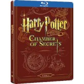 S13822RES Harry Potter and the Chamber of Secrets BD แฮร์รี่ พอตเตอร์ กับห้องแห่งความลับ