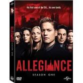 S16127D Allegiance: Season 1 Set  (13 Episodes)/ยอดคนสายเลือดจารชน ปี 1