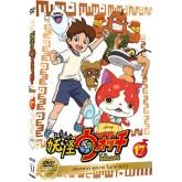 S52454DV Yokai Watch Vol.17/โยไควอช ชุดที่ 17