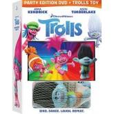 Trolls (SE with Squishy Stress Toy)/โทรลล์ส (สากล + ตุ๊กตาบีบคลายเครียด) S16304D+P