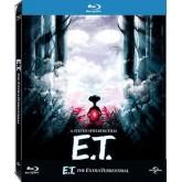 E.T. The Extra Terrestrial (Steelbook) อีที เพื่อนรัก (บลูเรย์+กล่องเหล็ก) S10980RS