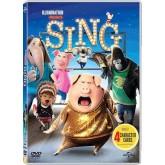 SING + 4 Character Cards ร้องจริง เสียงจริง + การ์ดตัวละคร 4 แบบ S16312D+R