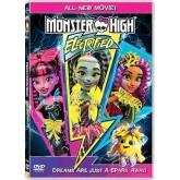 Monster High \'Electrified\' มอนสเตอร์ ไฮ ปีศาจสาวพลังไฟฟ้า S16323D
