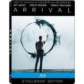 Arrival (BD Steel Book) ผู้มาเยือน S52492RS