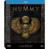 The Mummy + Steelbook เดอะ มัมมี่ คืนชีพคำสาปนรกล้างโลก + กล่องเหล็ก S16205RS