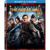 The Great Wall เดอะ เกรท วอลล์ (บลูเรย์ 3 มิติ + 2 มิติ +การ์ด 3 มิติ) S16313RF+L