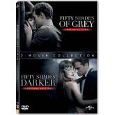 Fifty Shades 2-Movie Collection ฟิฟตี้เชดส์ คอลเลคชั่น 2 เรื่อง S16321D