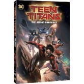 Teen Titans: The Judas Contract ทีน ไททันส์ รวมพลังฮีโร่วัยทีน S16346D