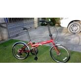 จักรยานพับ Mini Cooper