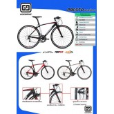 จักรยานทัวร์ริ่ง  GOGOBIKE Presto