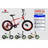 BMX ล้อโต 20x4.0  7 Pioneer Kendo