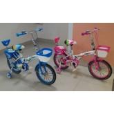 จักรยานพับสำหรับเด็ก วงล้อ16 ยี่ห้อ ECOLINE รุ่น Eco 306