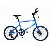 จักรยาน MINI TRINX  รุ่น Z5  ล้อ 20 นิ้ว เกียร์ 8 สปีด เฟรมอลูมิเนียม
