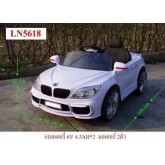 รถยนต์สปอร์ตไฟฟ้า BMW ระบบมอเตอร์ 2 หัว