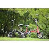 จักรยานพับ TRANFORMER C3  ระบบสองสเตอร์