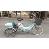 จักรยาน 3 ล้อ ไฟฟ้า จากญี่ปุ่น ยี่ห้อ YAMAHA Pas