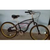 จักรยานทรงครุยเซอร์ โซ่เยอะ ถึง4โซ่หรือรถ 2 wheel