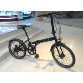 จักรยานพับ20 สวย คลาสสิค Rover มีไฟดุมหน้า