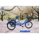 จักรยาน สามล้อ Panther รุ่น Kansai 20