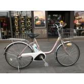 จักรยาน แม่บ้านไฟฟ้า จากญี่ปุ่น Panasonic 24