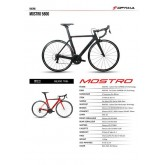 Optima Mostro 5800 จักรยาน เสือหมอบ คุณภาพสูง เกรดระดับการแข่งขัน เฟรมคาร์บอน