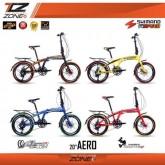 จักรยานพับได้ COYOTE รุ่น AERO วงล้อ 20 นิ้ว