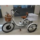 จักรยาน สามล้อไฟฟ้า ติดตั้งใหม่ บิดก็ได้ ปั่นก็ดี Pioneer