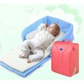 Hi-mind Carry Baby Cot ที่นอนเด็กทารกพกพา ที่นอนเด็กอ่อน