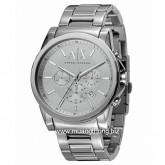 Armani Exchange Chronograph Silver Men\'s Watch AX2058ขออภัยสินค้าหมดครับ