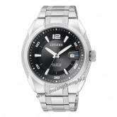 นาฬิกาข้อมือ CITIZEN  Eco-Drive Super Titanium Men\'s Watch รุ่น BM6901-55E