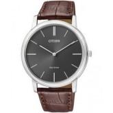 นาฬิกาข้อมือ CITIZEN  Eco-Drive Stiletto Super Slim Men\'s Watch รุ่น AR1113-12A(สินค้าหมด)