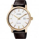 นาฬิกาข้อมือ CITIZEN  Eco-Drive Sapphire Glass Men\'s Watch รุ่น BM6753-00A