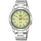 นาฬิกาข้อมือ SEIKO 5 Automatic Men\'s Watch รุ่น SNKK19K1