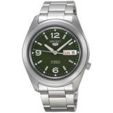 Seiko Watch Automatic SNKM75