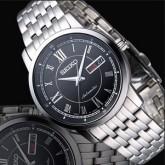 นาฬิกาข้อมือ 5 Sports Automatic Men\'s Watch รุ่น SRP259J1