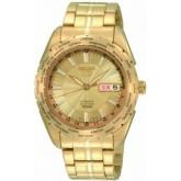 นาฬิกาข้อมือ SEIKO AUTOMATIC WORLD TIME รุ่น  SNZG56K1