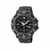 นาฬิกาข้อมือ SEIKO Kinetic  NEO NINJA Conceptual Multifunction Pilot\'s Watch  รุ่น SKA425P2