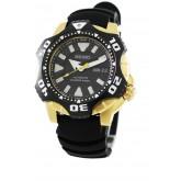 นาฬิกาข้อมือ SEIKO Samurai Shurikane Automatic Diver รุ่น SKZ286K1