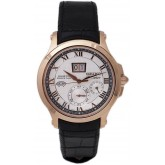 นาฬิกาข้อมือ SEIKO Kinetic Premier Perpetual Calendar Men\'s Watch รุ่น SNP050P