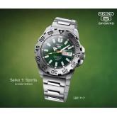 SEIKO Limited Edition Mini Monster Super Green 2015 SRP717 ขออภัยสินค้าหมดค่ะ