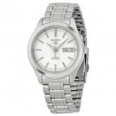 Seiko 5 Automatic Stainless Steel Mens Watch SNKM41