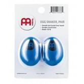 Meinl Egg Shaker Pair รุ่น ES2-B - Blue เชคเกอร์รูปทรงไข่เขย่า